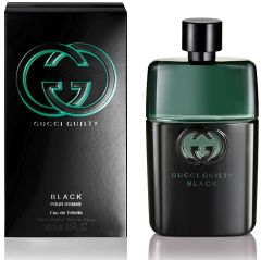 Gucci Guilty Black Pour Homme EDT (90mL)