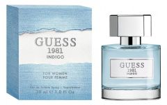 Guess 1981 Indigo For Women EDT (100mL)