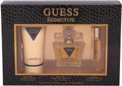 Guess Seductive EDT (75mL) + EDT (15mL) + Body Lotion (200mL)