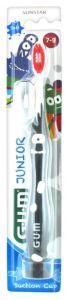 Gum Junior (7-9Years) Toothbrush Black