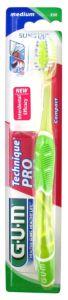 Gum Technique Pro Toothbrush Medium Green