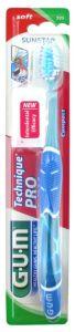 Gum Technique Pro Toothbrush Soft Blue