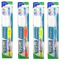 Gum Technique+ Toothbrush Medium Orange