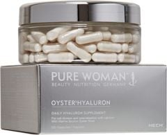 HECH Oyster & Hyaluron Capsules (120pcs)