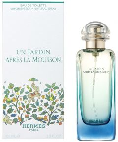 Hermes Un Jardin Apres La Mousson EDT (100mL)