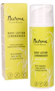 Nurme Orgnic Lemongrass Body Lotion (150mL)