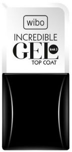 Wibo Incredible Gel Top Coat (8,5mL)