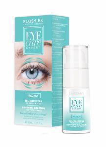 Floslek Eyecare Expert Soothing Gel Mask For The Eye Area (15mL)