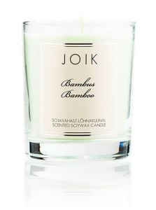 Joik Soywax Scented Candle Bamboo