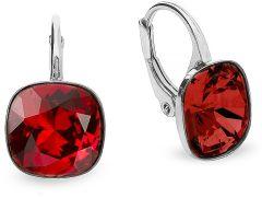 Spark Silver Jewelry Earrings Barete Scarlet