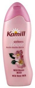 Kamill Wellness Wild Rose Milk Shower Gel (250mL)