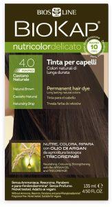Biokap Nutricolor Delicato Rapid Permanent Hair Color (135mL)