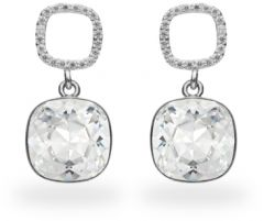 Spark Silver Jewelry Earrings Orbis Earrings Crystal