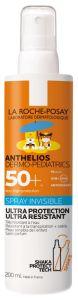 La Roche-Posay Anthelios Dermo-Pediatrics Invisible Spray SPF50+ (200mL)