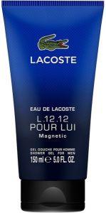 Lacoste Eau De Lacoste L.12.12 Pour Homme Magnetic Shower Gel (150mL)