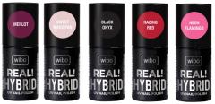 Wibo Real Hybrid Nail Polish (5mL)