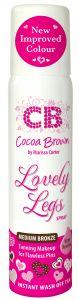Cocoa Brown Lovely Legs Spray (75mL)
