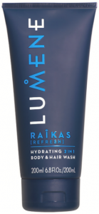 Lumene Men Raikas 2in1 Body&Hair Wash (200mL)