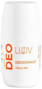 Luuv Deodorant Citrus (50mL)