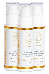 Luuv Self Tanning Dry Oil (100mL)