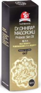 Dr. Ohhira Magoroku Probiotic Skin Oil (50mL)