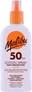 Malibu Lotion Spray SPF50 (200mL) Waterproof