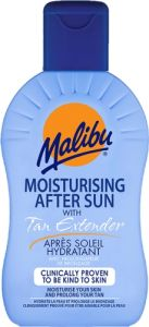 Malibu Moisturizing After Sun With Tan Extender (200mL)