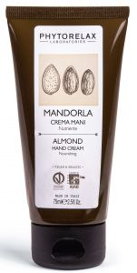 Phytorelax Nourishing Hand Cream with Almond Milk (75mL)
