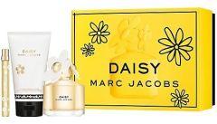 Marc Jacobs Daisy EDT (100mL) + BL (150mL) + EDP (10mL)