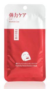 Mitomo Premium EGF Elastic Facial Essence Mask (25g)