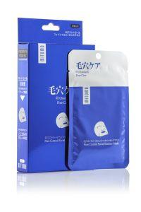 Mitomo Premium Pore Control Essence Mask Box (6pcs)