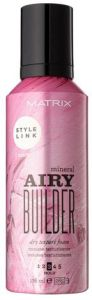 Matrix Style Link Airy Builder Dry Texture Foam (176mL)