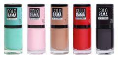 Maybelline New York Colorama Nail Polish (7mL)