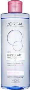 L'Oreal Paris Micellar Water Normal to Dry Sensitive Skin (400mL)