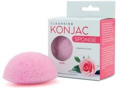 Active Line Beauty Konjac Sponge with Rose Extract