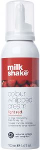Z. One Concept Milk_Shake Whipped Cream Color (100mL) Light Red