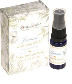 Signe Seebid Jasmine Luxurious Facial Oil For Dry Skin (10mL)