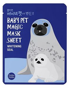 Holika Holika Baby Pet Magic Mask Sheet (22mL) Seal