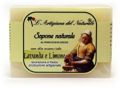 Laboratorio Naturale Lavender And Lemon Soap (100g)
