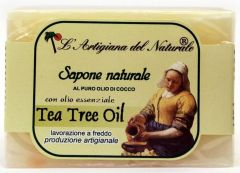 Laboratorio Naturale Tea Tree Oil Soap (100g)
