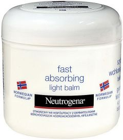 Neutrogena Fast Absorbing Light Balm (300mL)