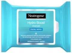 Neutrogena Hydro Boost Cleanser Facial Wipes (25pcs)