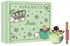 Nina Ricci Bella EDT (50mL) + Lipstick
