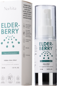 Norvita Elderberry Oral Spray (30mL)