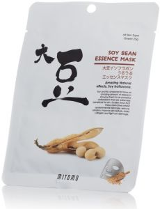 Mitomo Soy Bean Essence Mask (25g)