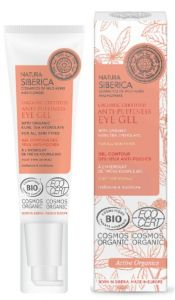 Natura Siberica  Organic Certified Anti-puffiness Eye Gel (30mL)