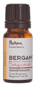 Nurme Bergamotes ēteriskā eļļa (10ml)