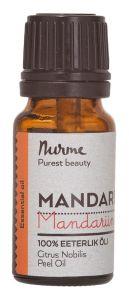 Nurme Mandarīnu ēteriskā eļļa (10ml)