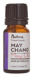 Nurme May Chang ēteriskā eļļa (10ml)