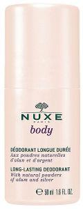 Nuxe Body Long Lasting Deodorant (50mL)